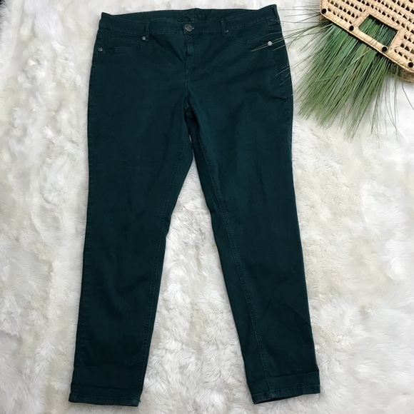 Maurices Denim - MAURICES denim Jeans Skinny Pants Size Plus 22R